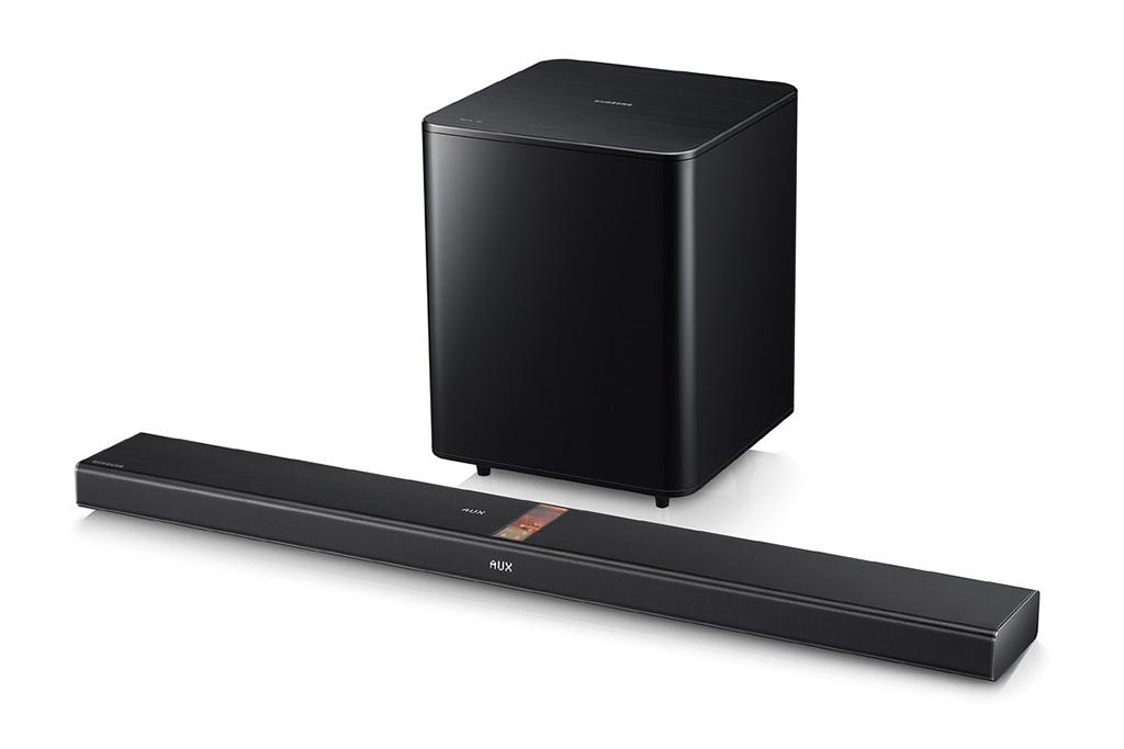 Samsung Vacuum Tube Soundbar