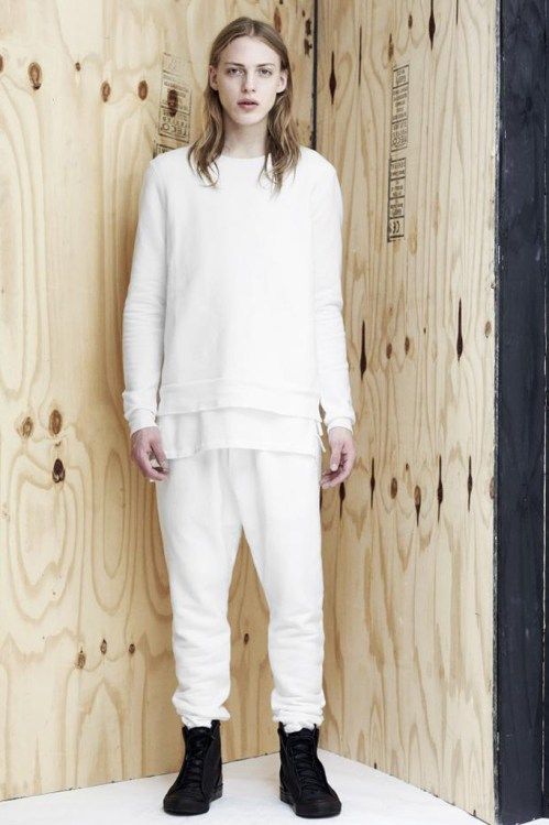 SILENT Damir Doma 2013 Fall/Winter Lookbook