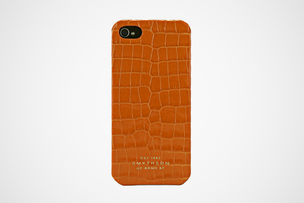 Smythson iPhone 5 Hard Cover