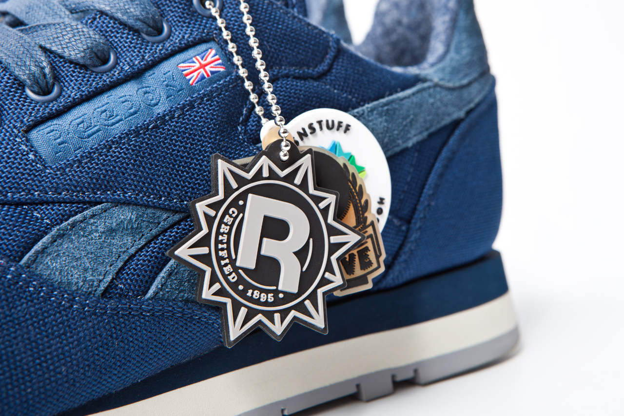 Sneakersnstuff x Reebok 30th Anniversary Classic Leather