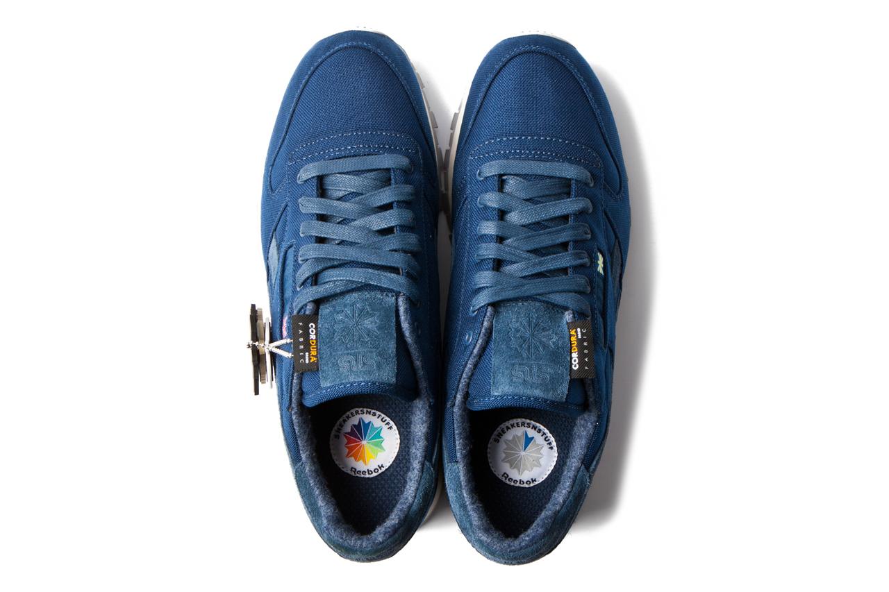 Sneakersnstuff x Reebok 30th Anniversary Classic Leather