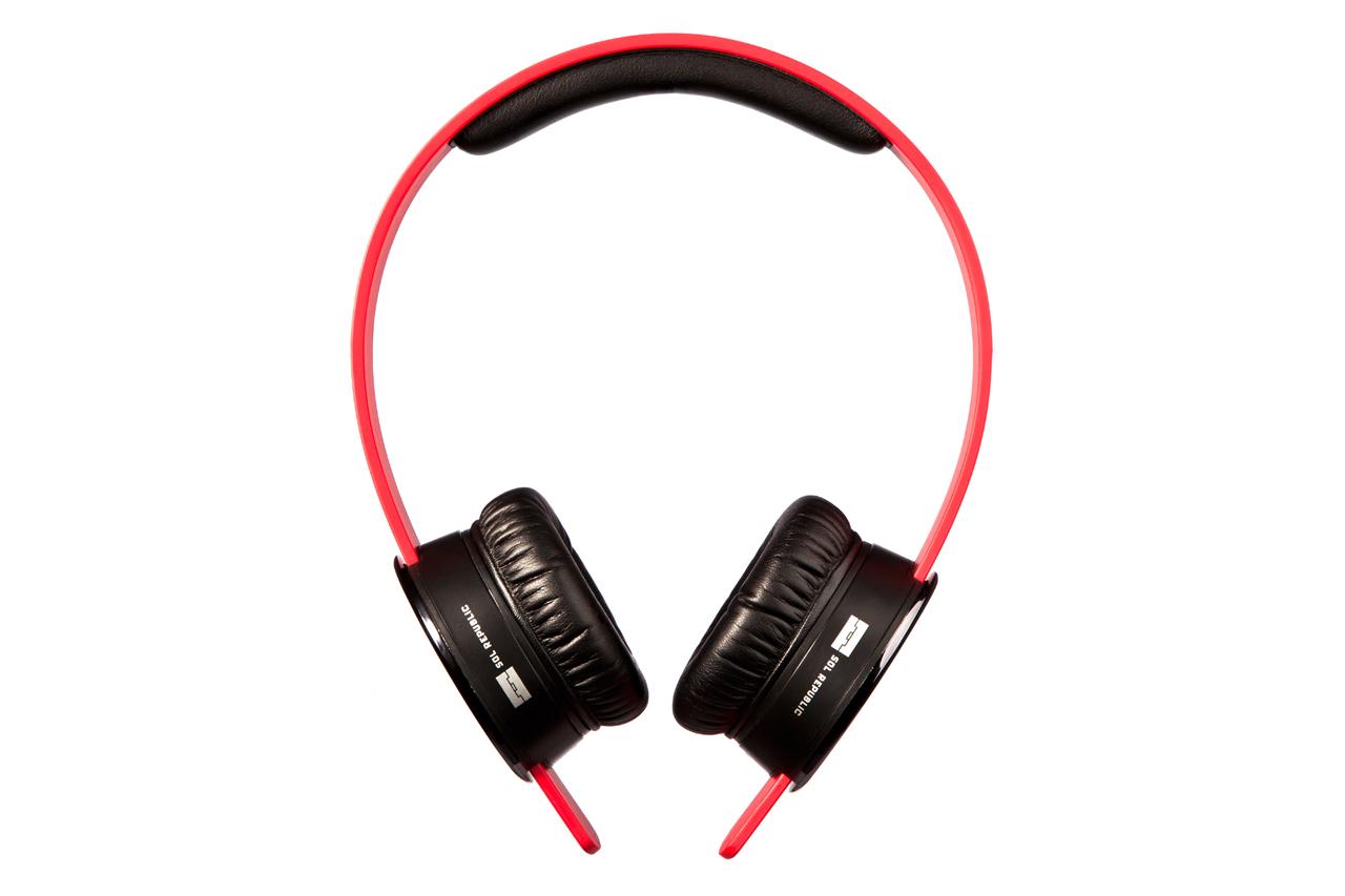 SOL REPUBLIC 2013 Headphone Releases