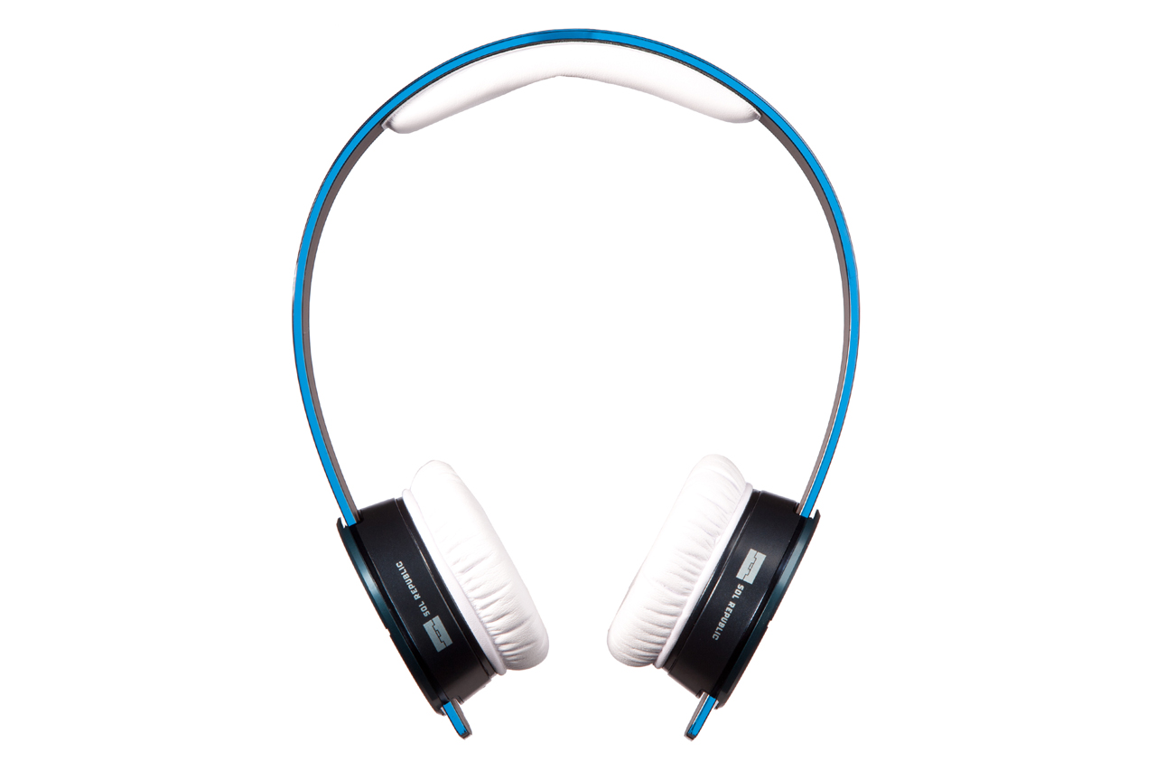 SOL REPUBLIC 2013 Headphone Releases