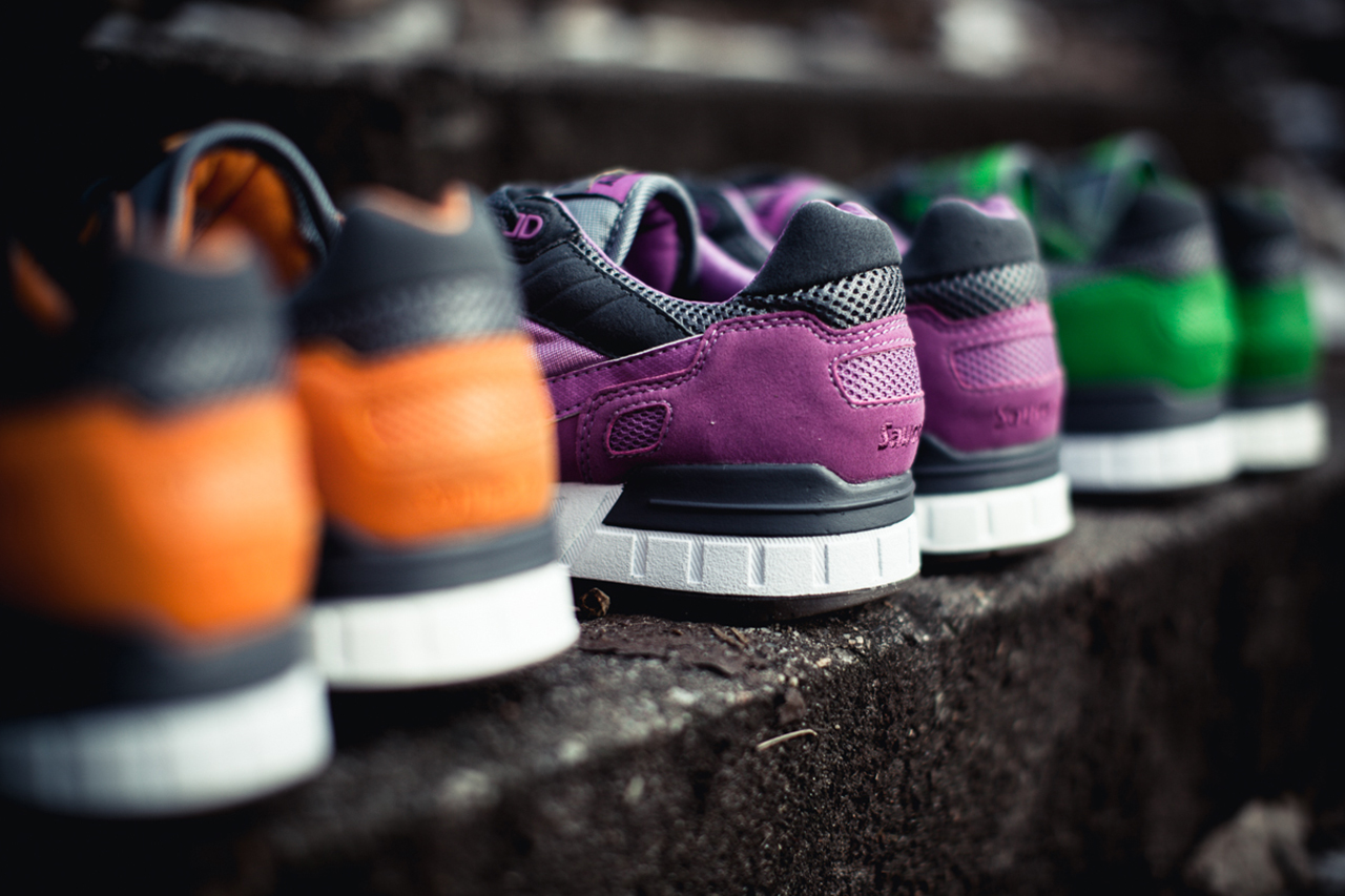 "Solebox x Saucony Shadow 5000 ""Three Brothers"" Part 2"