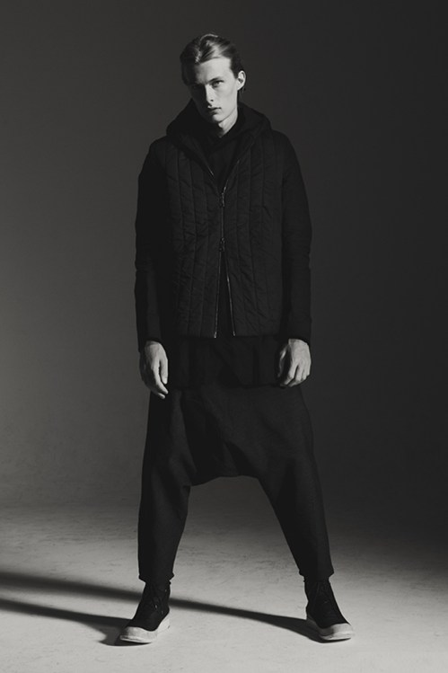 """Song for the Mute 2013 Fall/Winter """"Septieme"""" Collection Preview"""