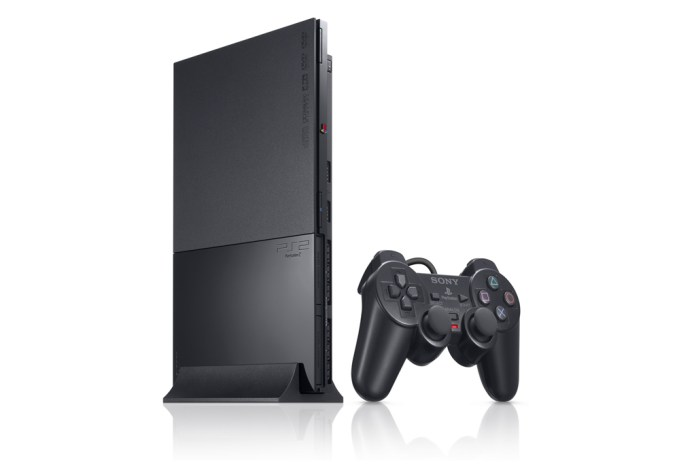 Sony Ends the Production of the PlayStation 2