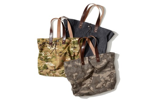 SOPHNET. 2013 Spring/Summer Tote Bag Collection
