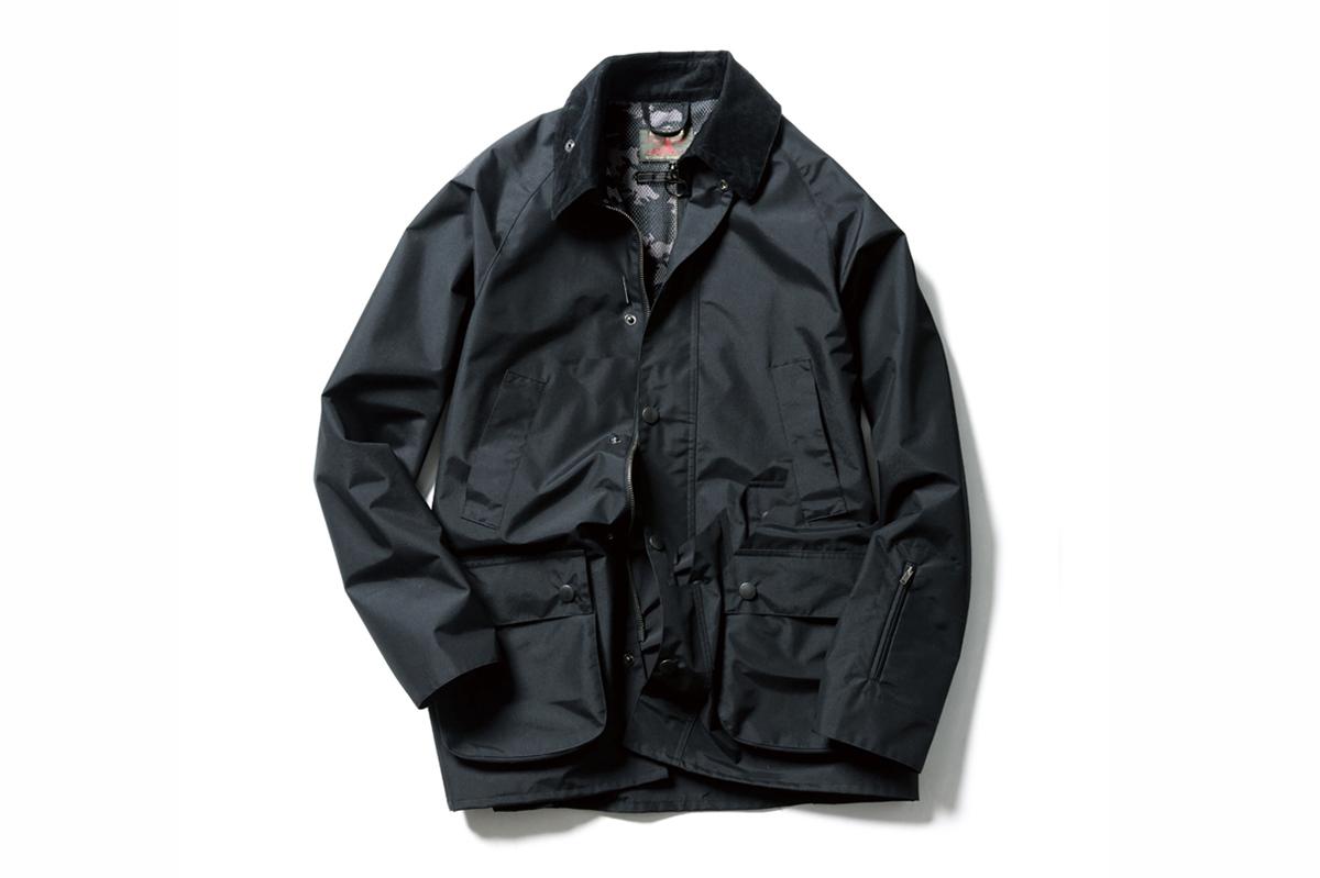 SOPHNET. x Barbour Bedale Jacket
