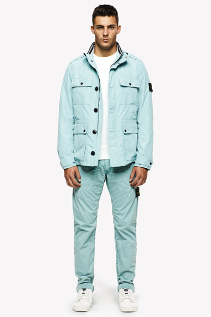 stone island 2013 spring summer lookbook