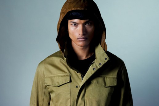 Stone Island Shadow Project 2013 Spring/Summer Lookbook