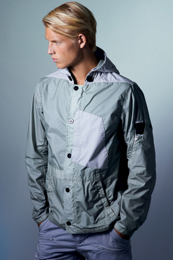 stone island shadow project 2013 spring summer lookbook