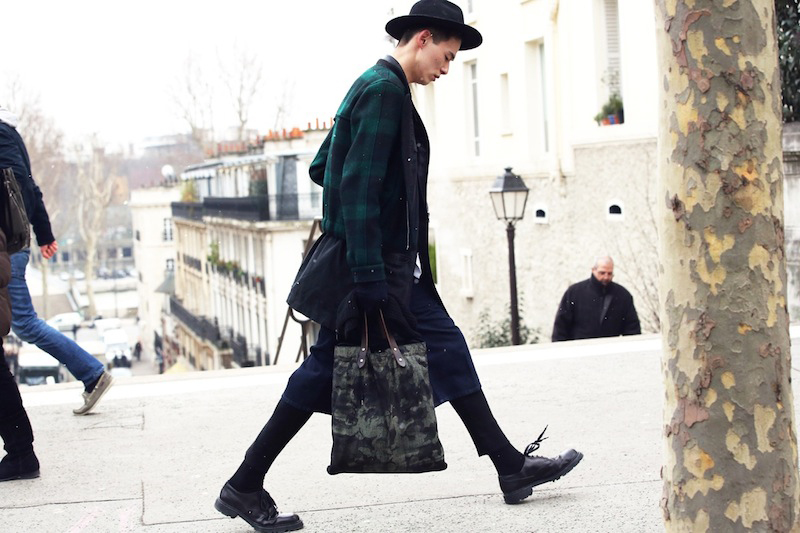 STREETFSN: Paris Street Style for GRAZIA.IT
