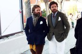 STREETFSN: Pitti Uomo 2013 Fall Street Style Days 1-3 for GRAZIA.IT