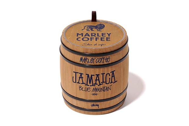 Stussy Japan x Marley Coffee Jamaica Blue Mountain Blend