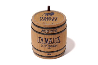 Stussy Japan x Marley Coffee Jamaica Blue Mountain Blend