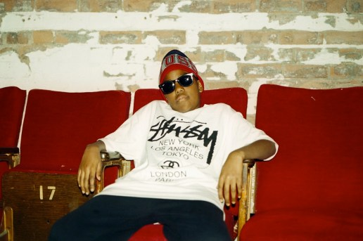 Stussy Lookbook for Hideout by Second Agency