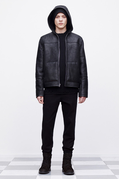 T by Alexander Wang 2013 Fall Collection