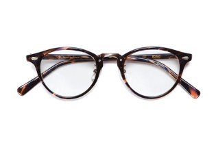 hobo x Tana-Gokoro 2013 Spring/Summer Celluloid Glasses