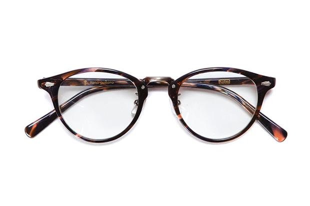 hobo x Tana-Gokoro 2013 Spring/Summer Celluloid Glasses