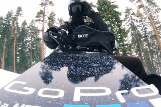 The Birth of Shaun White's Snowboard