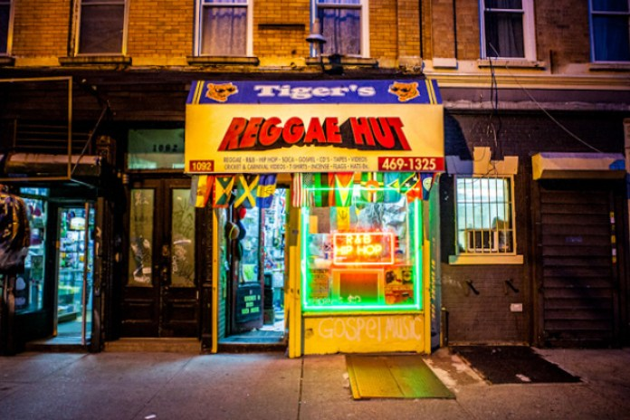 The Dancehall Record Stores of NYC
