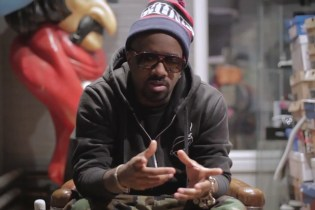 Jermaine Dupri Breaks Down the History of Eyewear