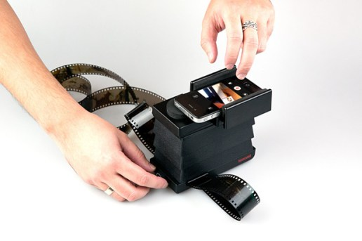 The Lomography Smartphone Film Scanner