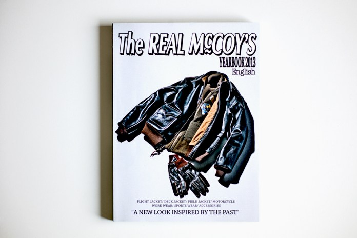 The Real McCoy's Yearbook 2013 English Edition