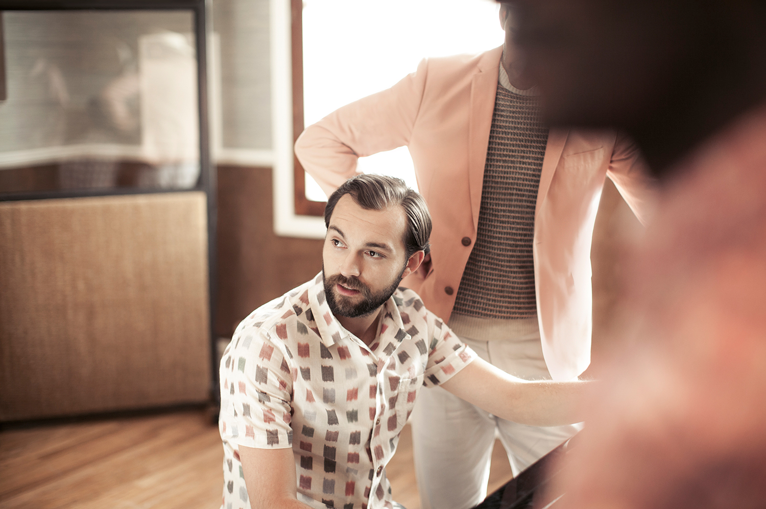 The Rig Out x Ben Sherman 2013 Spring/Summer Lookbook