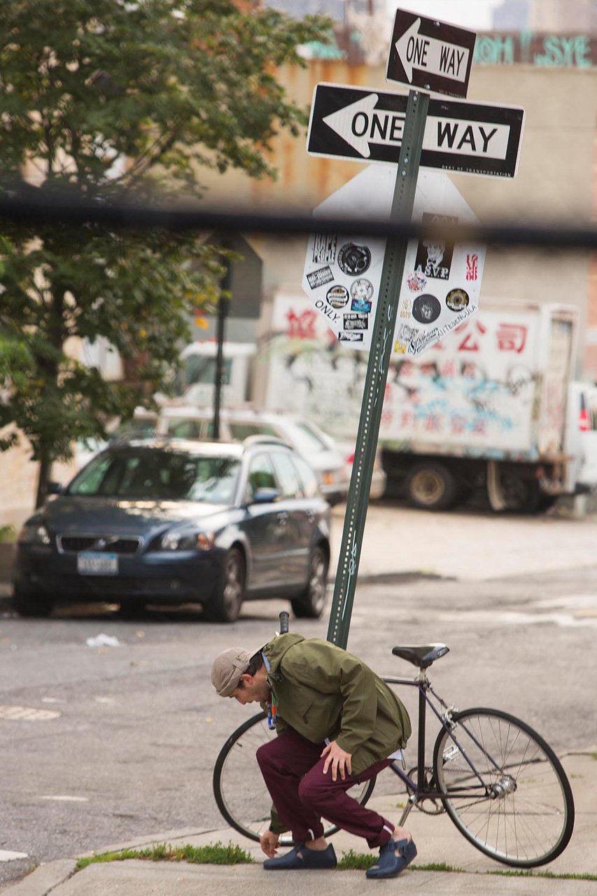"The Rig Out x Dickies ""Something About Mordechai"" Editorial"
