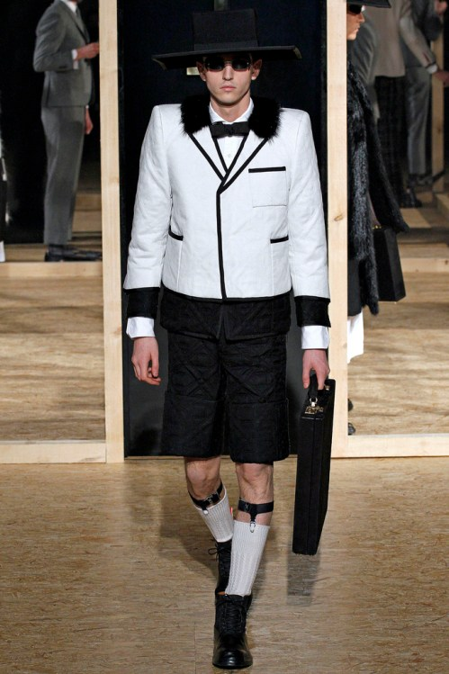 Thom Browne 2013 Fall/Winter Collection