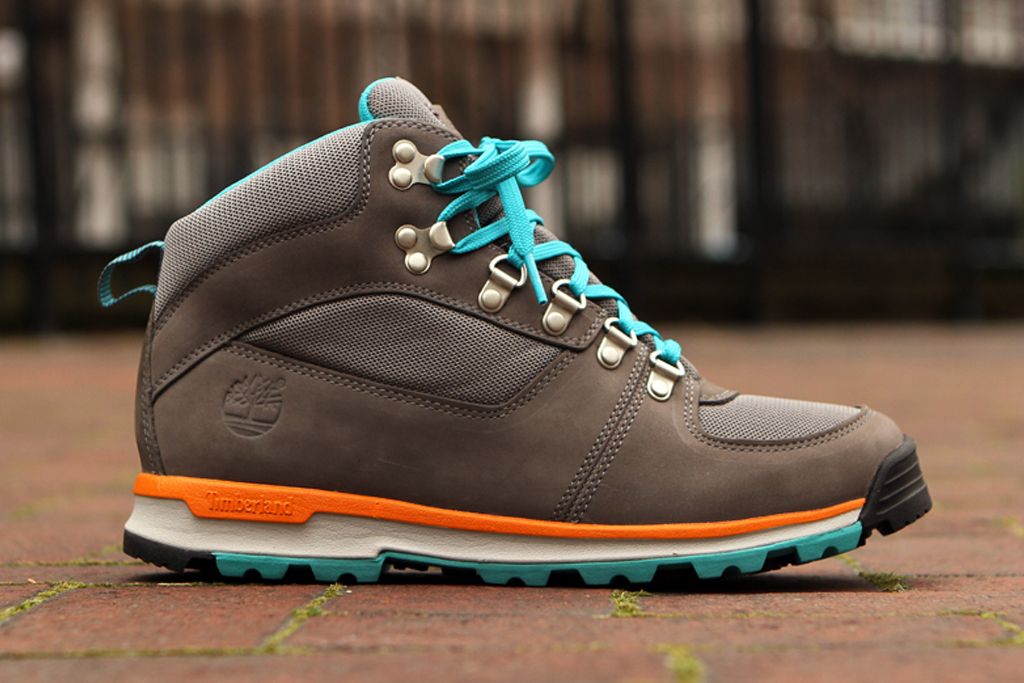 Timberland GT Scramble Grey/Teal