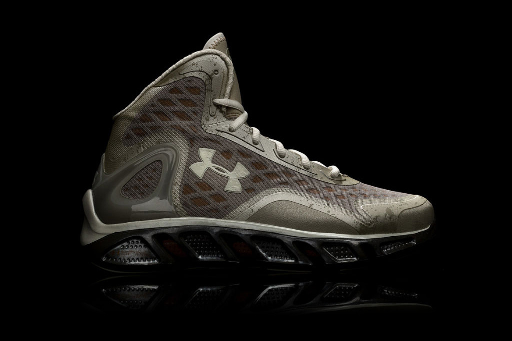 "Under Armour Spine Bionic ""Martin Luther King Jr. Day"""