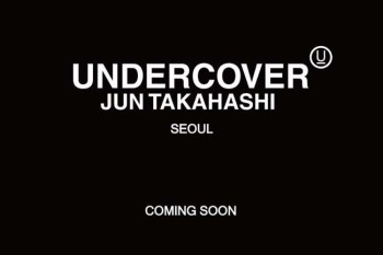 UNDERCOVER Set to Open Seoul Store
