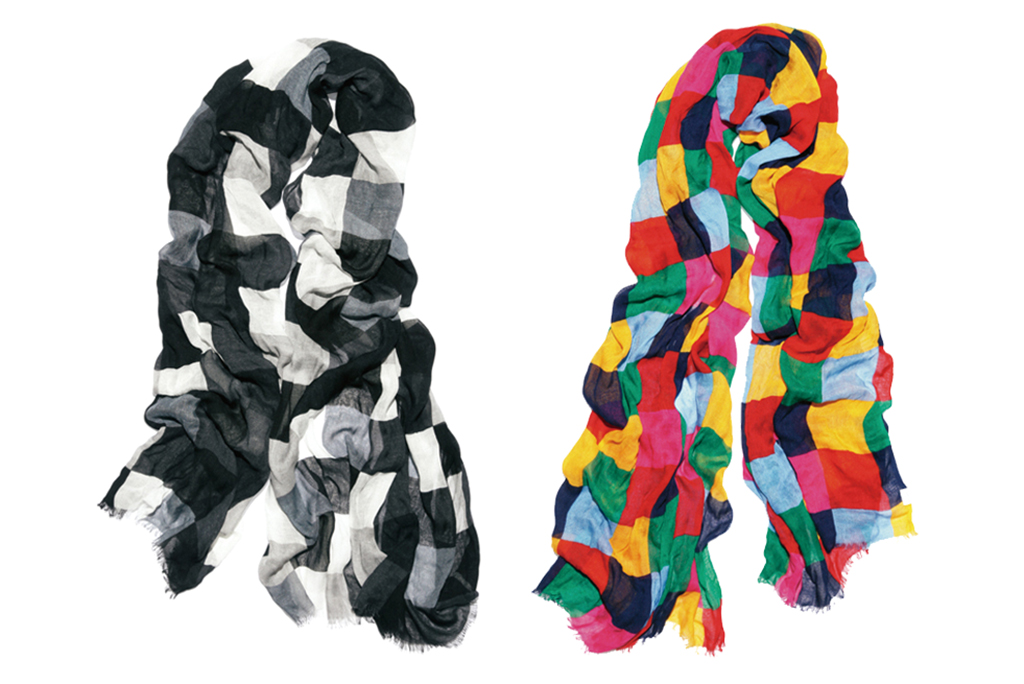 uniform experiment 2013 Spring/Summer STOLE Collection