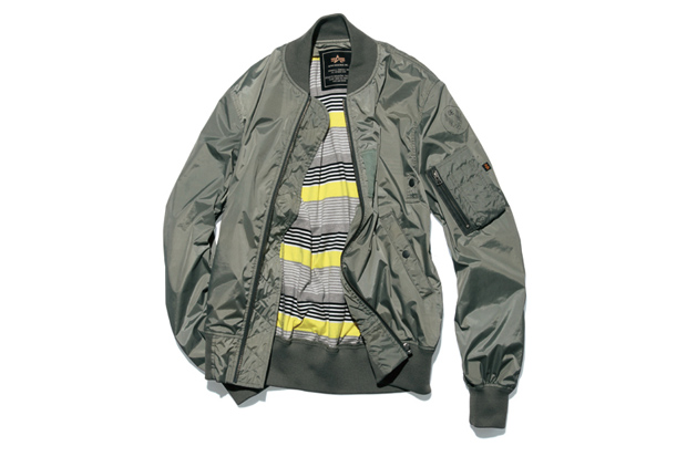 uniform experiment x alpha industries ma 1 jacket