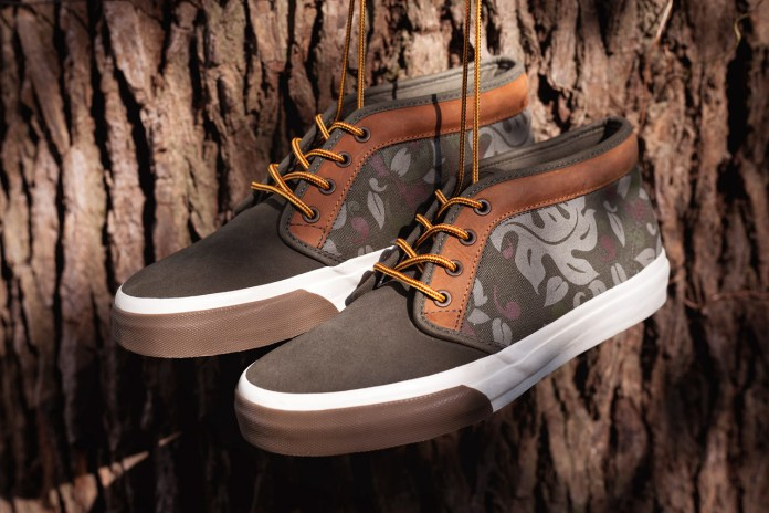 Vans California 2013 Floral Camo Pack