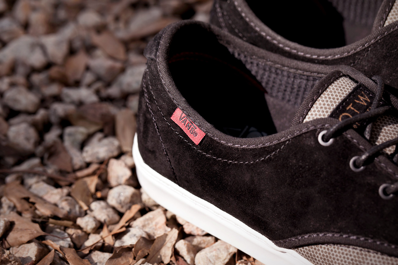 Vans OTW 2013 Spring Dot Camo Pack