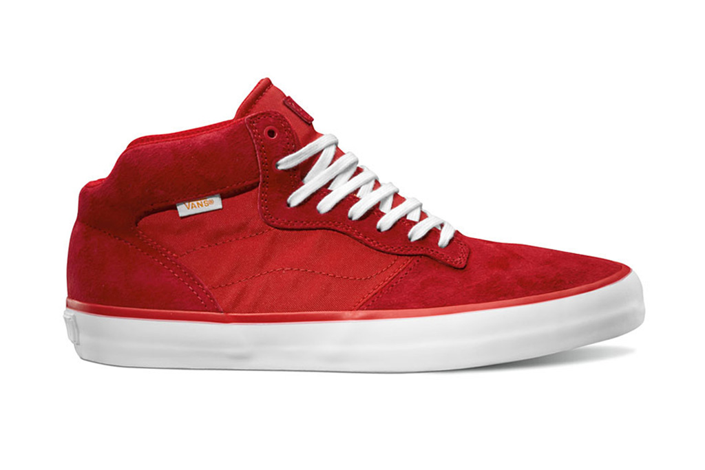 Vans OTW 2013 Spring Running Red Pack