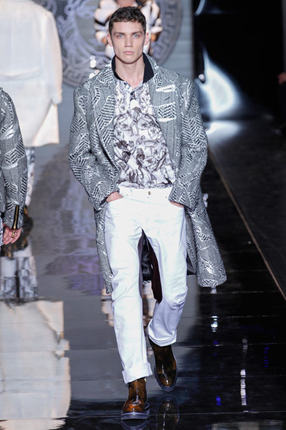 versace 2013 fall winter collection