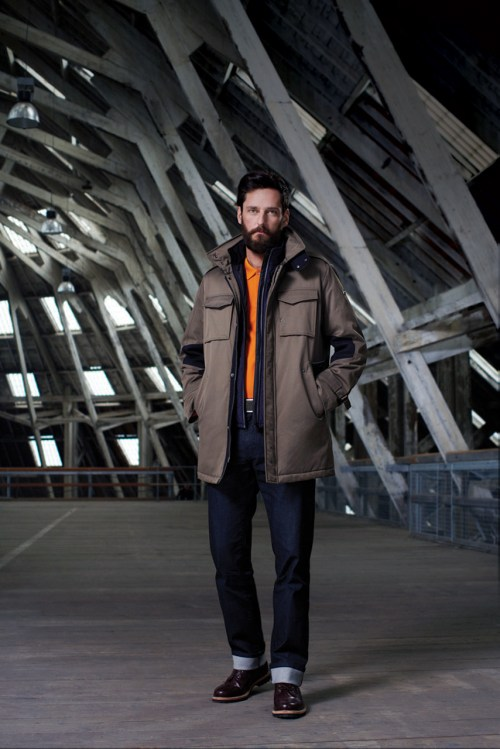 "Victorinox 2013 Fall/Winter ""Futureproof"" Collection"