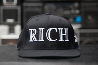 "Vintage Frames Company x 40 oz NYC ""Rich"" Snapback"