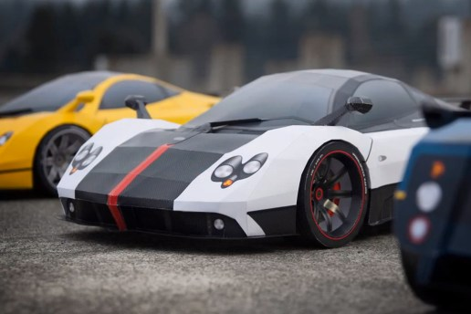 VisualSpicer's Pagani Zonda Inspired Paper-Super-Craft