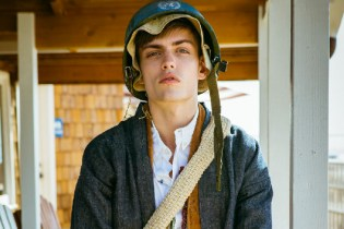 "visvim 2013 Spring/Summer ""Dissertation on Symbolism and our Prayer flag"" Lookbook Preview"