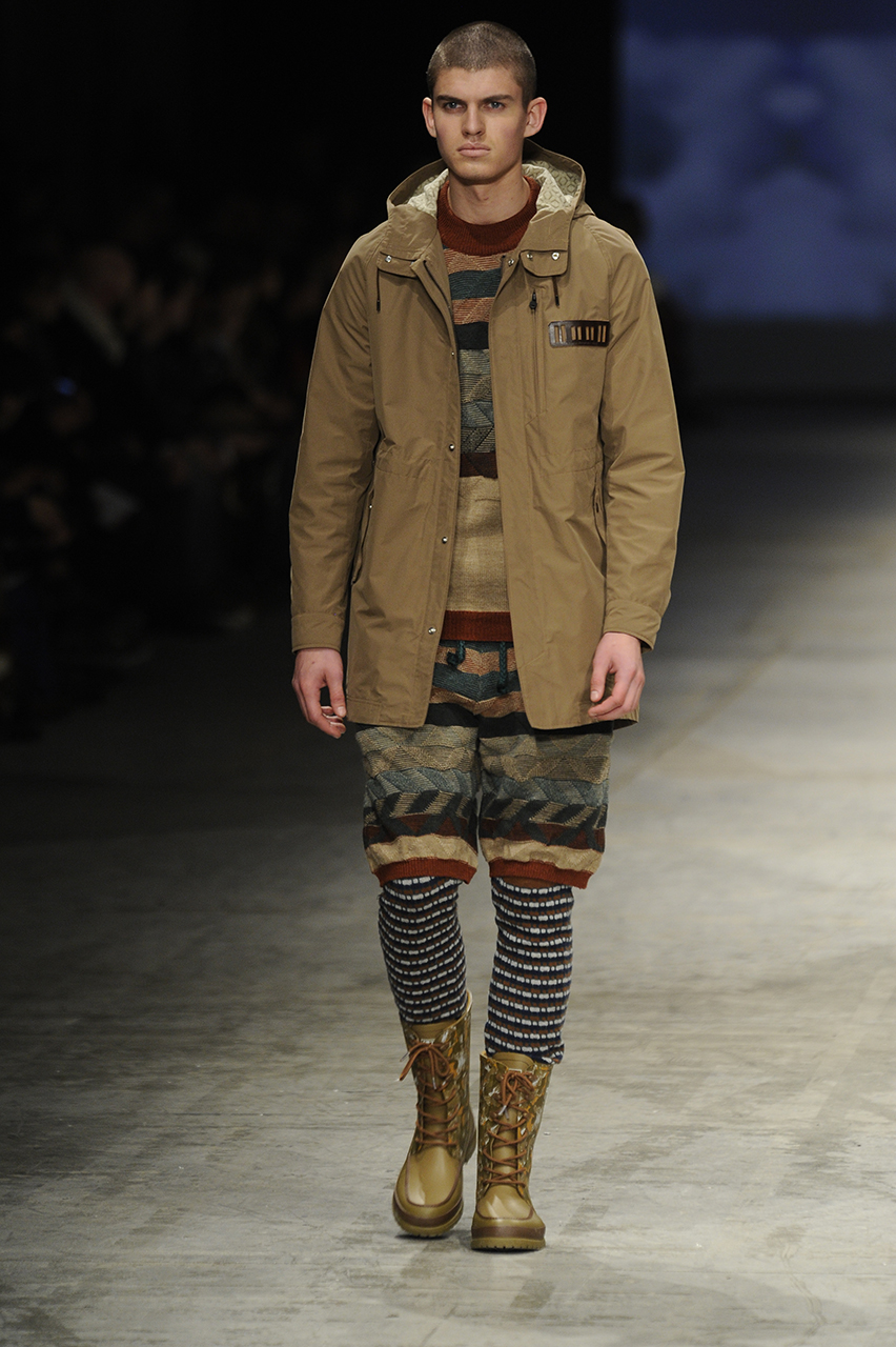 White Mountaineering 2013 Fall/Winter Collection