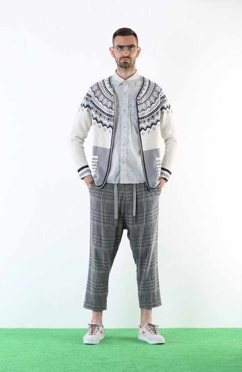 """White Mountaineering 2013 Spring/Summer """"Training Day"""" Lookbook"""