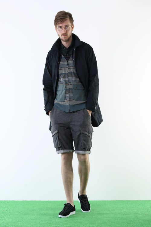 "White Mountaineering 2013 Spring/Summer ""Training Day"" Lookbook Preview"
