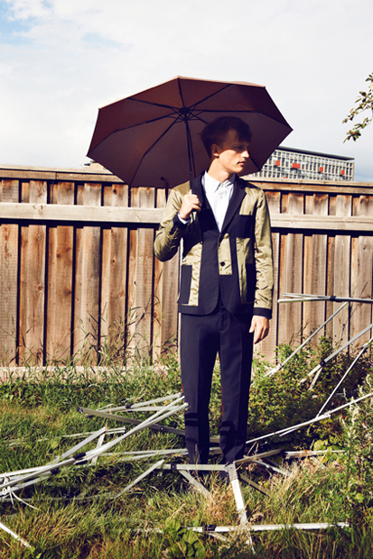 wood wood 2013 spring summer lookbook