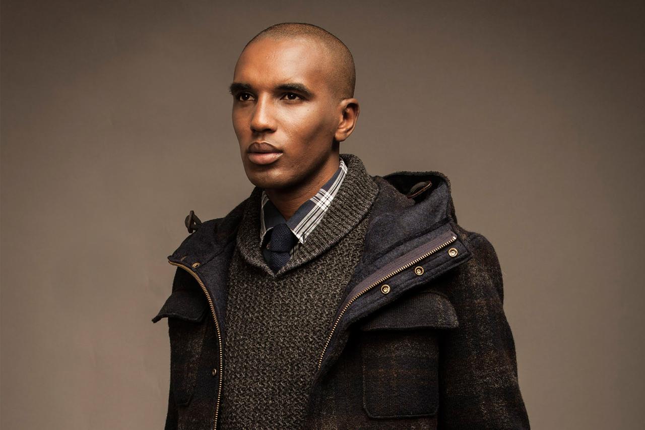 Woolrich John Rich & Bros Man 2013 Fall/Winter Collection