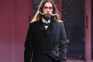 Yohji Yamamoto 2013 Fall/Winter Collection